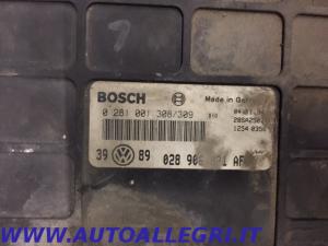 ECU CENTRALINA MOTORE VW GOLF BOSCH 0281001308/309 0 281 001 308/309