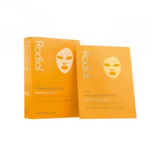 Rodial Vit C Energising Face Mask 4x20ml