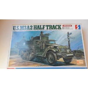 U.S.M3A2 HALF TRANCK