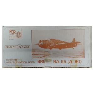 BREDA BA.65  (A-80) RCR