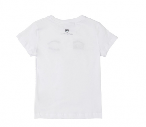 T-shirt Chiara Ferragni Perline
