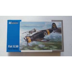 FIAT G.50 SPECIAL HOBBY