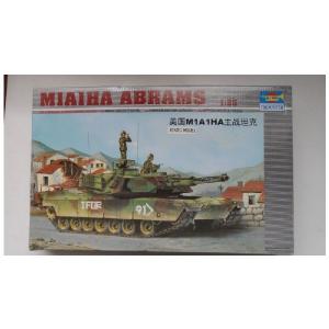 M1A1HA ABRAMS TRUMPETER