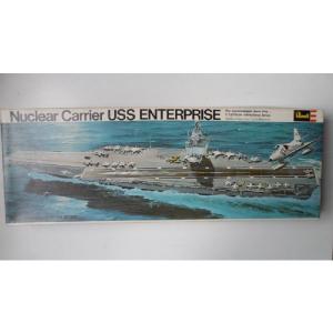 NUCLEAR CARRIER USS ENTERPRICE REVELL