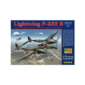 P-38 LIGHTNING P-322 II