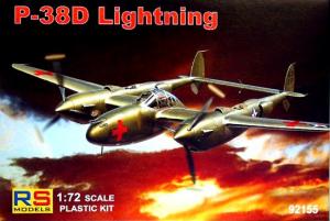 P-38D LIGHTNING