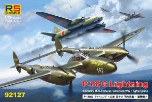 P-38G LIGHTNING