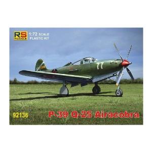 P-39 Q-25 AIRACOBRA