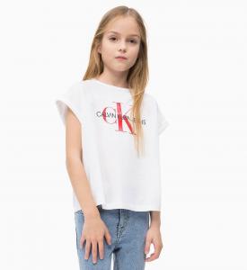 T-Shirt con stampe scritta e logo