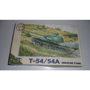 T-54/54A MEDIUM TANK PST