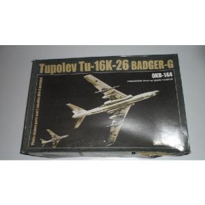 TUPOLEV TU-16-26 BADGER-G OKB