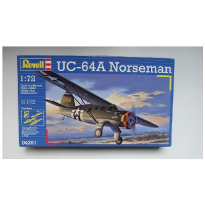 UC-64A NORSEMAN REVELL