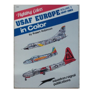 USAF EUROPE VOL 2 SQUADRON