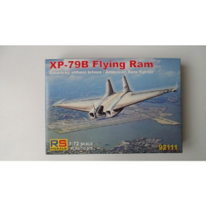 XP-79B FLYING RAM RS MODELS
