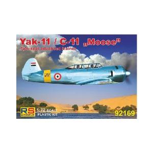 YAK-11 / C-11 'MOOSE'