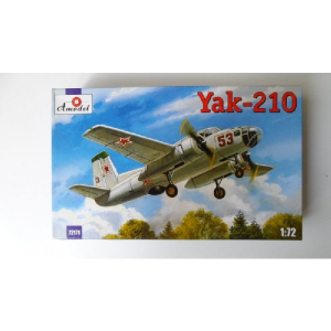 YAK-210 AMODEL