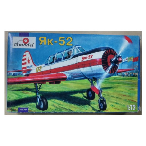 YAK-52 AMODEL