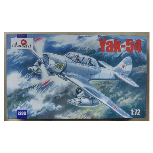 YAK-54 AMODEL