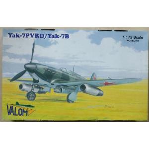 YAK-7PVRD/YAK-7B VALOM