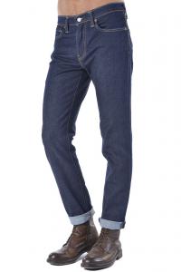 Jeans uomo Levi s modello 511 in cotone denim scuro dadb0f3849b