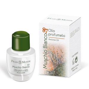 Olio Profumato Muschio Bianco 87 Frais Monde 12 ml