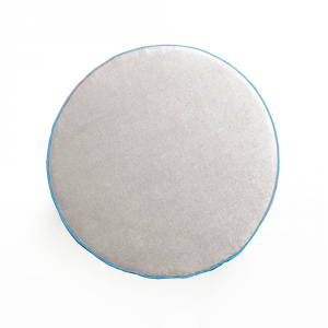 Pouf Aramis Plus Beige - Azzurro