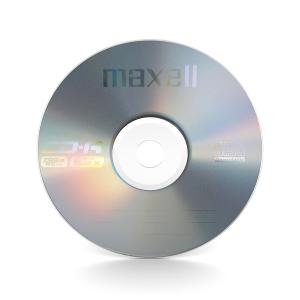 Maxell CD-R80 CD vergini 80 min 700 MB velocità 52x
