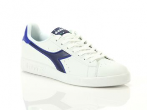 SNEAKERS DIADORA GAME P WHITE/BLUE C7353