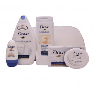 Dove Deep Hydration Beauty Collection 5pz