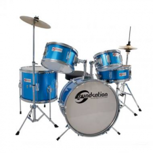 BATTERIA JUNIOR SOUNDSATION  JDK516 - EB COLORE BLUE