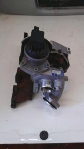 turbocompressore usato Volkswagen Polo 1.6 TDI