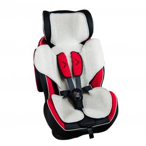 Babysanity materassino copriseggiolino rivestimento universale 9-36 15-36 Kg compatibile dinamyk foppapedretti e altri modelli in commercio