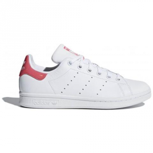 SNEAKERS ADIDASSTAN SMITH J WHITE/PINK DB1207