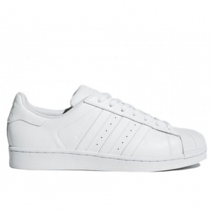 SNEAKERS ADIDAS SUPERSTAR FOUNDATION J TOTAL WHITE B23641