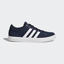 SNEAKERS ADIDAS VS SET BLUE/WHITE AW3890
