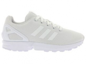 SNEAKERS ADIDAS ZX FLUX TOTAL WHITE K S81421