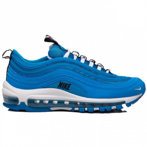 SNEAKERS AIR MAX 97 SE (GS) BLUE HERO / WHITE BLACK AV3180 400