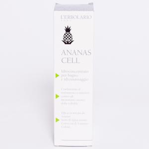 Idroconcentrato Anti Cellulite per bagno e idromassaggio Ananas Cell L'Erbolario