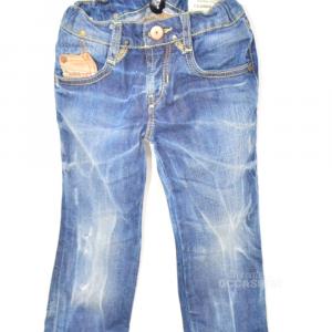 Jeans Bambino Diesel 2 Anni