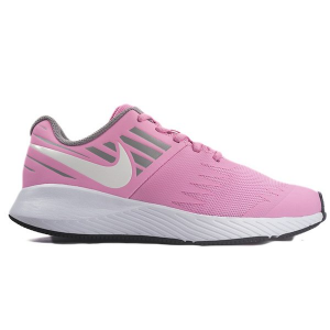 SNEAKERS NIKE STAR RUNNER (GS) PINK RISE WHITE 907257-602
