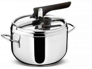 LAGOSTINA Pressure cooker Irradial control lt.5 Pots preparation Italian Style
