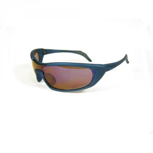 BRIKO VINTAGE Unisex Sports Sunglasses Radar Blue Soft