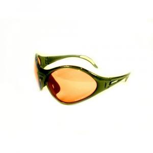 BRIKO VINTAGE Unisex Sports Sunglasses Twin Gun Gray