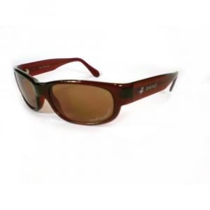 BRIKO VINTAGE Unisex Sports Sunglasses Shiny Brown