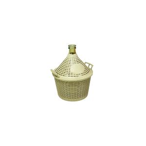 HOME Demijohn Glass LT 5 Plastic Basket