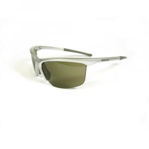 BRIKO VINTAGE Sunglasses Sport Unisex Nitrotech Silver