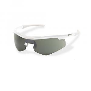 BRIKO Sports Glasses Unisex T-Mask Solo Glossy White Matte White
