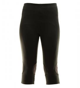 BRIKO Capri 3 4 Sports Trousers For Woman Rush B-Concept Black