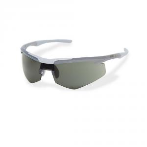 BRIKO Glasses Sports Unisex T-Mask Solo Titanium Silver