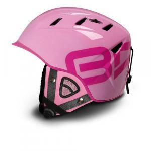 BRIKO Downhill Helmet Ski Snowboard Unisex Contest Rose 10.0 Fucsia